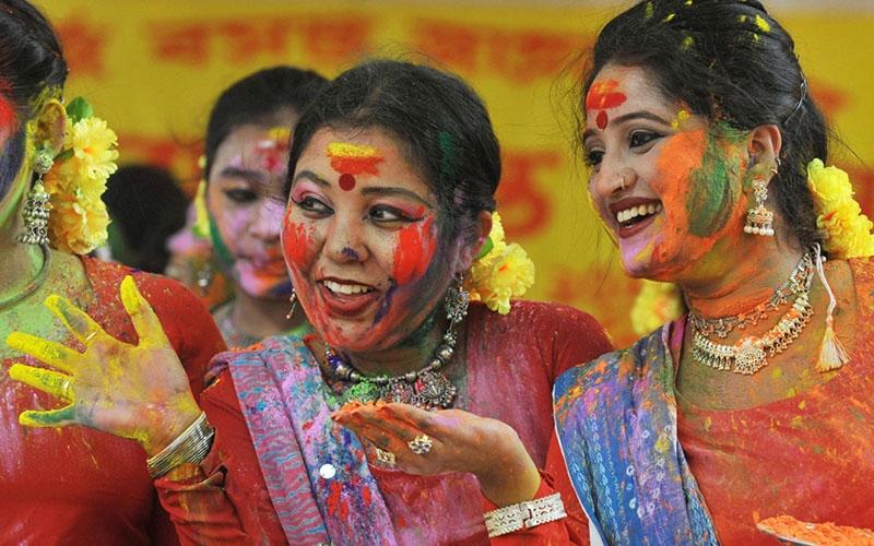 Праздники индуизма
