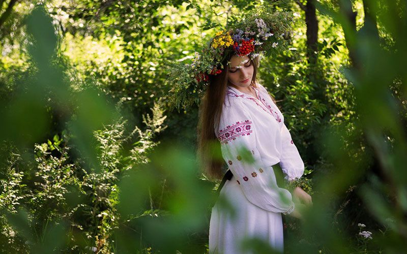 Традиции славян