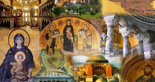 Традиции Византии