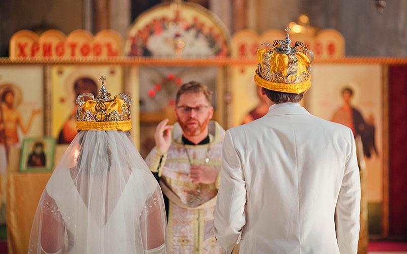 Венчание в христианстве