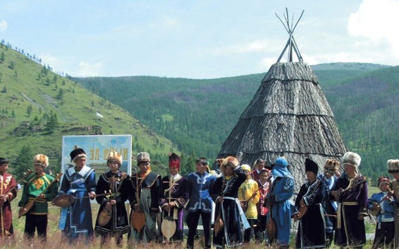 Народ Алтая