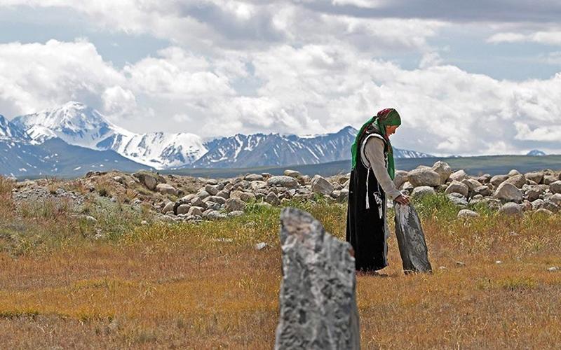 Верования алтайского народа