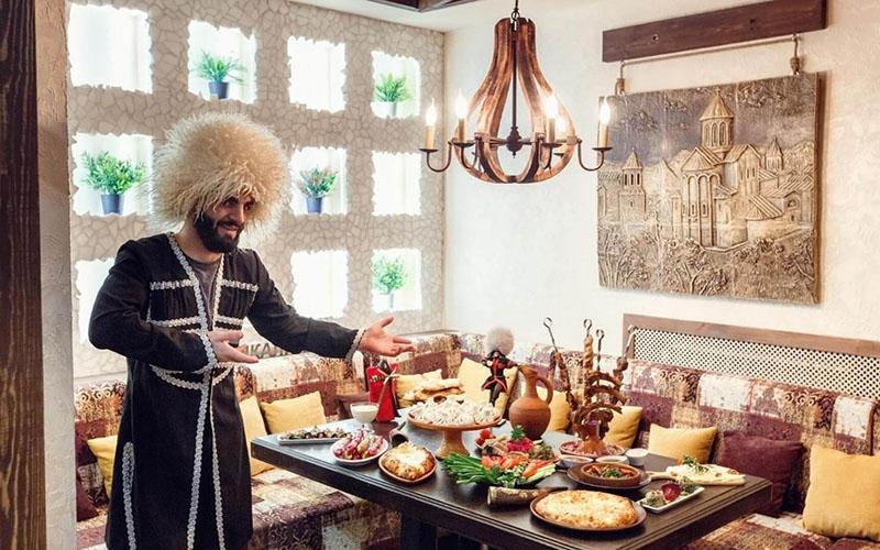 Кавказское гостеприимство