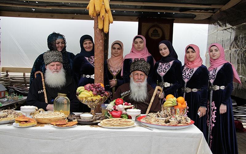 Кавказские обычаи