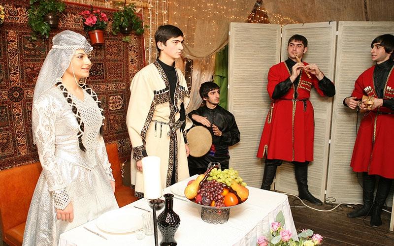 Свадьбы на Кавказе