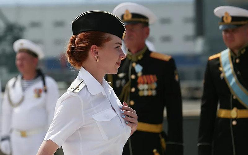 Женщины на флоте