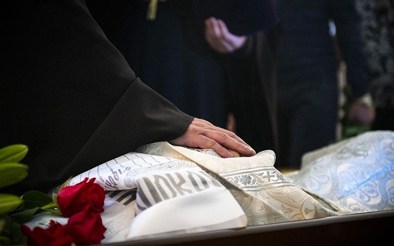 Похоронные традиции