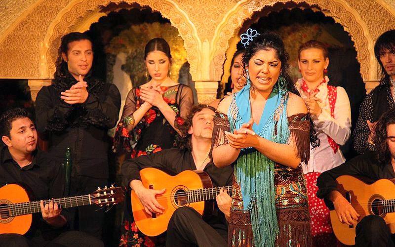 Испанские музыканты