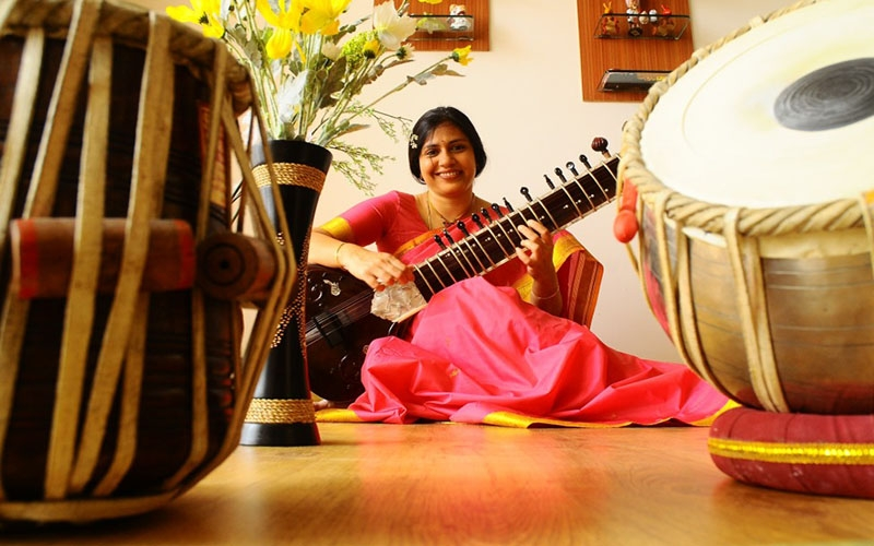 Музыкальные традиции Индии