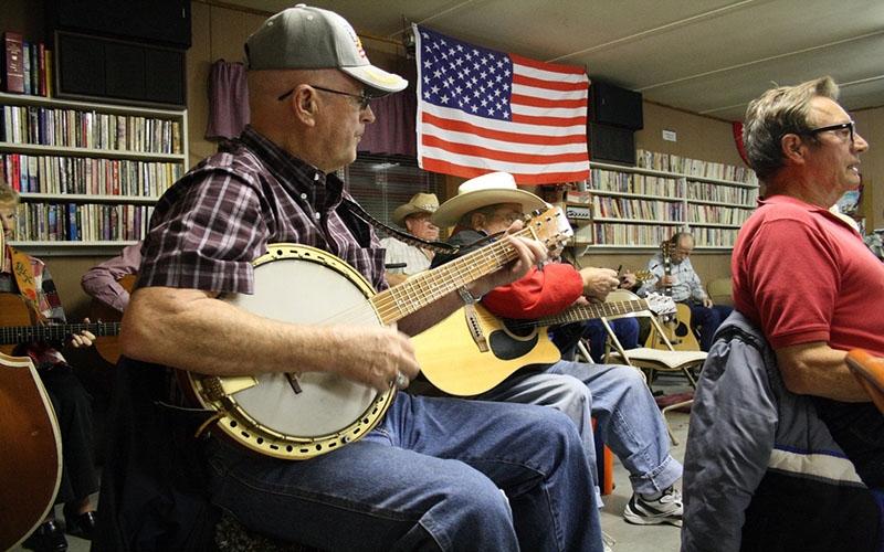 Музыка в Америке