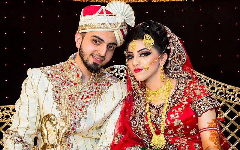 Свадьба в Пакистане