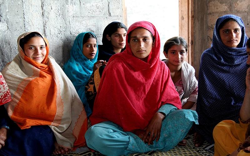 Женщины Пакистана