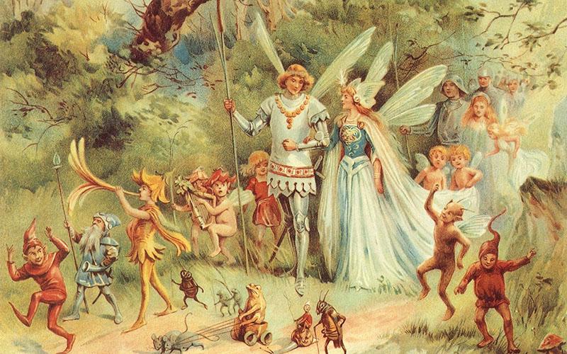 Европейский фольклор