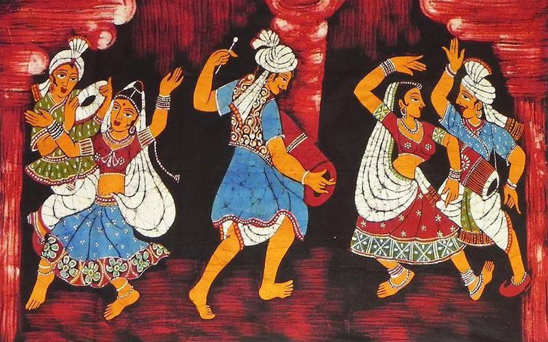 Индийский фольклор