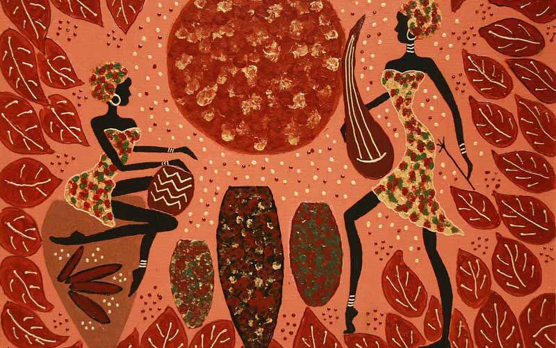 Фольклор африканских народов