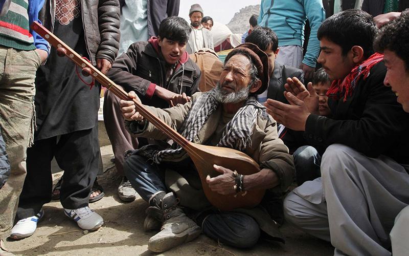Традиции Афганистана
