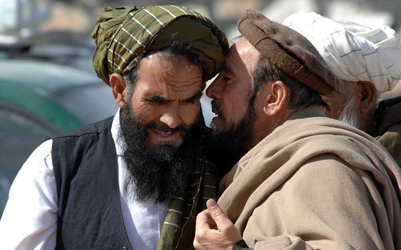 Афганские пуштуны