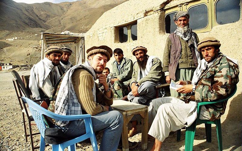 Афганские таджики