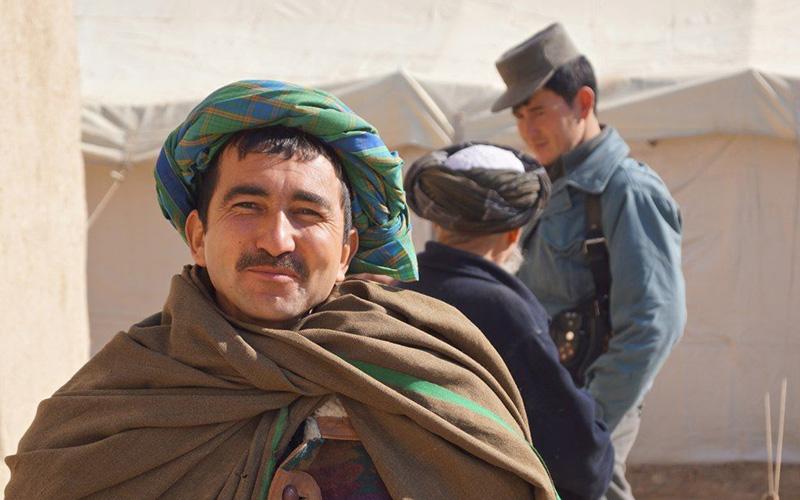 Афганские узбеки