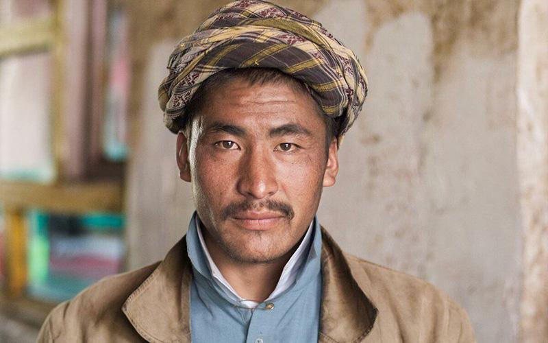 Афганские хазарейцы
