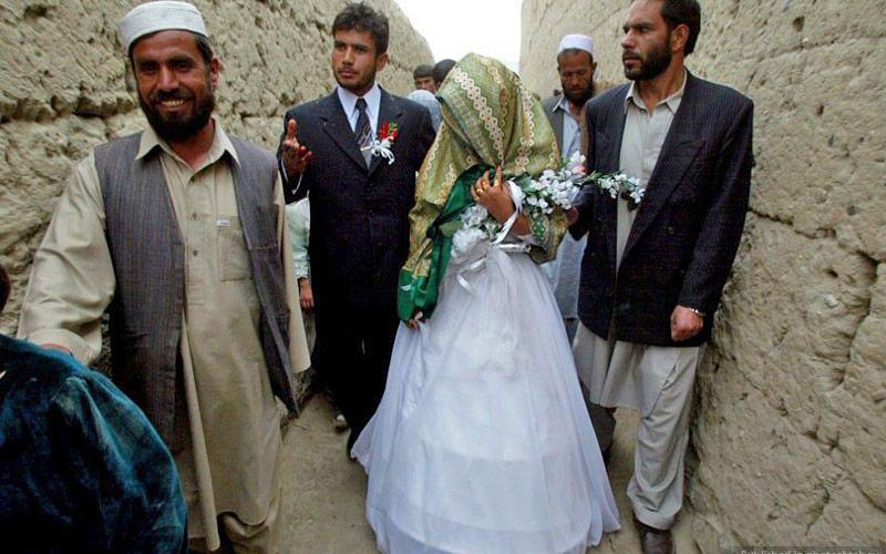 Афганская свадьба